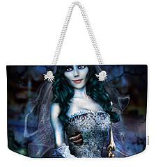 Corpse Bride Weekender Tote Bag by Alessandro Della Pietra
