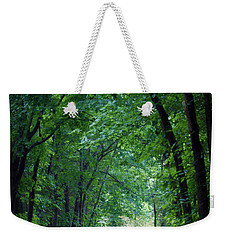 Country Lane Weekender Tote Bag by Cricket Hackmann