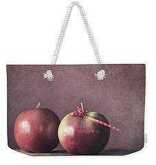 Couple Weekender Tote Bag by Priska Wettstein