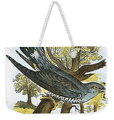 Cuckoo Weekender Tote Bag by English School