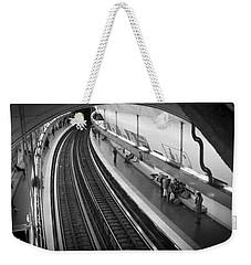 Curve Weekender Tote Bag by Sebastian Musial