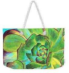 Cyclops Weekender Tote Bag by Patricia Pasbrig