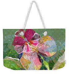 Dancing Orchid IIi Weekender Tote Bag by Shadia Derbyshire