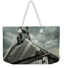 Dark Days Weekender Tote Bag by Amy Weiss