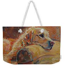 Daydream Weekender Tote Bag by Kimberly Santini