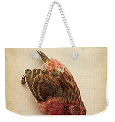 Death Of The Innocent Weekender Tote Bag by Edward Fielding