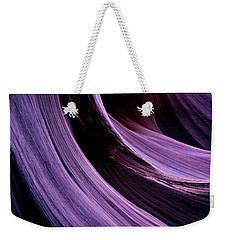 Desert Eclipse Weekender Tote Bag by Mike  Dawson