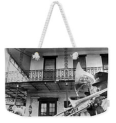 Dirge For Bourbon House Weekender Tote Bag by Underwood Archives