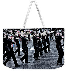 Don't Let The Parade Pass You By Weekender Tote Bag by Bill Cannon