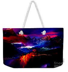 Dreaming Weekender Tote Bag by Marvin Blaine