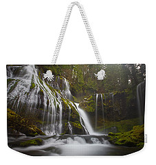 Dripping Wet Weekender Tote Bag by Darren  White