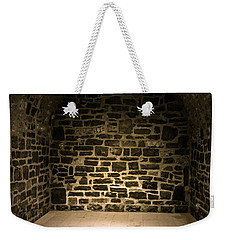 Dungeon Weekender Tote Bag by Edward Fielding