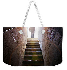 Dungeon Exit Weekender Tote Bag by Carlos Caetano