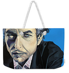 Dylan Weekender Tote Bag by Kelly Jade King