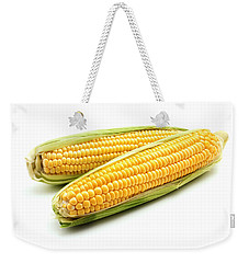 Ears Of Maize Weekender Tote Bag by Fabrizio Troiani