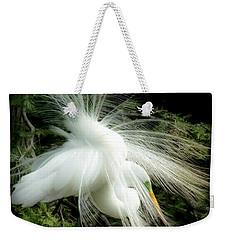 Elegance Of Creation Weekender Tote Bag by Karen Wiles