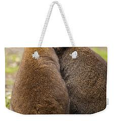 Embrace Weekender Tote Bag by Mike  Dawson