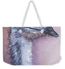 Emu By Jan Matson Weekender Tote Bag by Jan Matson