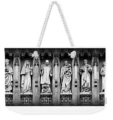 Faithful Witnesses -- Poster Weekender Tote Bag by Stephen Stookey