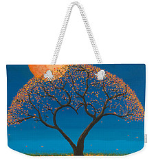 Falling For You Weekender Tote Bag by Jerry McElroy