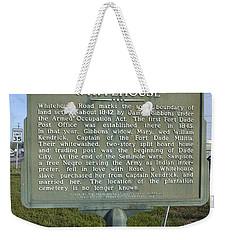 Fl-1025 Whitehouse Weekender Tote Bag by Jason O Watson