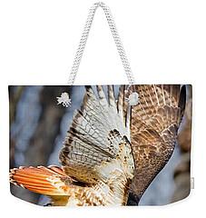 Fly Away Weekender Tote Bag by Bill Wakeley