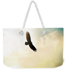 Flying High Weekender Tote Bag by Chastity Hoff