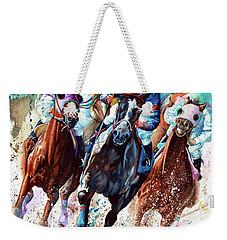 For The Roses Weekender Tote Bag by Hanne Lore Koehler