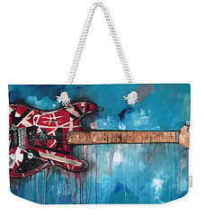 Frankenstrat Weekender Tote Bag by Sean Parnell