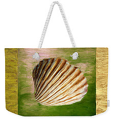 From The Sea Weekender Tote Bag by Lourry Legarde