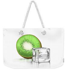 Frozen Fruit Weekender Tote Bag by Veronica Minozzi