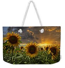 Glory Weekender Tote Bag by Debra and Dave Vanderlaan