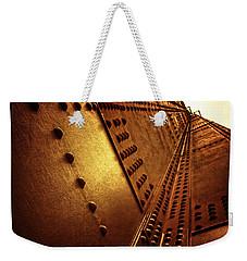 Golden Mile Weekender Tote Bag by Andrew Paranavitana