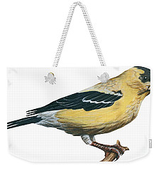 Goldfinch  Weekender Tote Bag by Anonymous