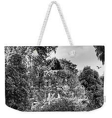 Gothic Hampstead Weekender Tote Bag by Rona Black