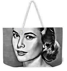 Grace Weekender Tote Bag by Florian Rodarte