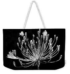 Grace Weekender Tote Bag by Rona Black