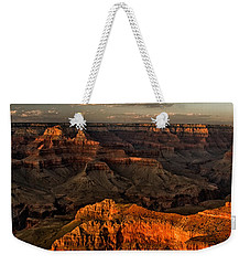 Grand Canyon Sunset Weekender Tote Bag by Cat Connor