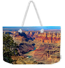 Grand Canyon Sunset Weekender Tote Bag by Robert Bales