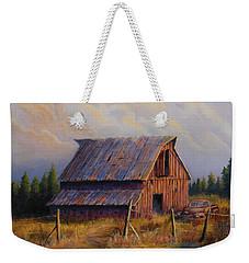 Grandpas Truck Weekender Tote Bag by Jerry McElroy
