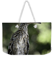 Greater Roadrunner  Weekender Tote Bag by Saija  Lehtonen