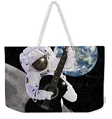 Ground Control To Major Tom Weekender Tote Bag by Nikki Marie Smith