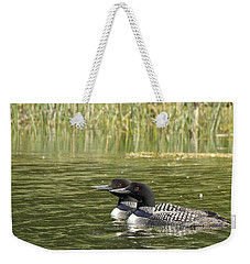 Happy Couple Weekender Tote Bag by Penny Meyers