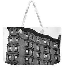 Harlem Architecture Weekender Tote Bag by Teresa Mucha