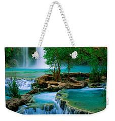 Havasu Canyon Weekender Tote Bag by Inge Johnsson