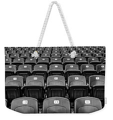 Have A Seat Weekender Tote Bag by Frozen in Time Fine Art Photography
