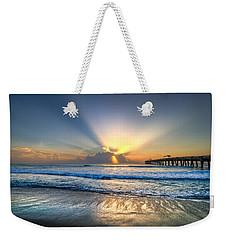 Heaven's Door Weekender Tote Bag by Debra and Dave Vanderlaan