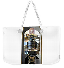 Weekender Tote Bag featuring the photograph Herschel & Planck Launch Configuration by Science Source