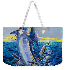 Hit And Miss Off0084 Weekender Tote Bag by Carey Chen