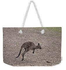 Hop Weekender Tote Bag by Mike  Dawson
